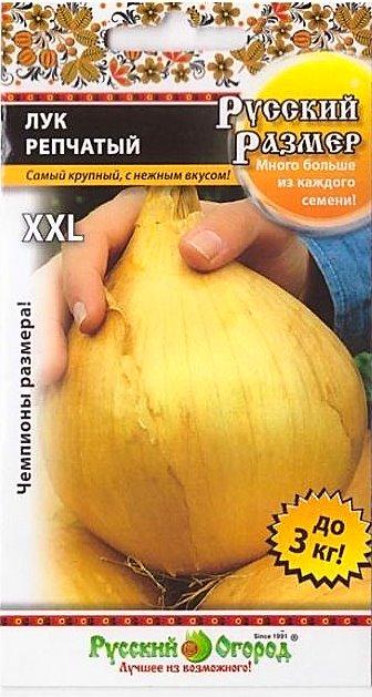 Лук Репчатый Русский размер