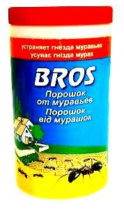 Bros (Брос) порошок от муравьев
